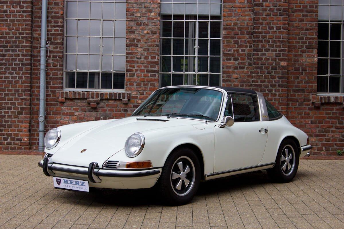 Porsche 911  2.2T  Targa  VERKAUFT / SOLD !!!
